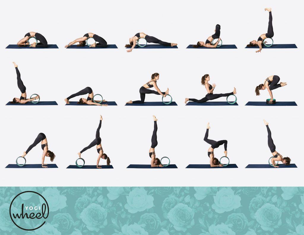 ▷ Yoga Wheel ◁ Rueda de Yoga ✓ - De-Yoga.com 🕉 e1f5272b0f3