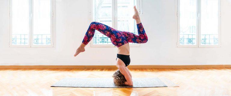 10 Ejercicios de yoga para el dolor de espalda